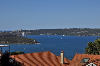 Art Deco opportunity with panoramic beach and harbour views