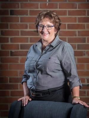 Kathy Weir -  Receptionist
