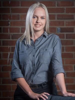 Tash Boyd - Trainee Receptionist