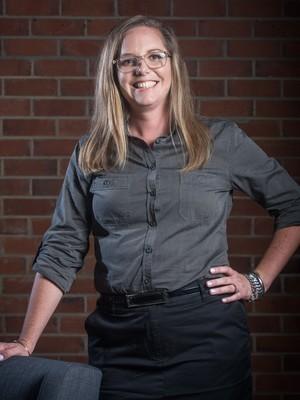 Katie Kelemec -  Human Resources