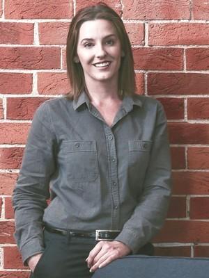 Jenna Glasson -  Sales Associate