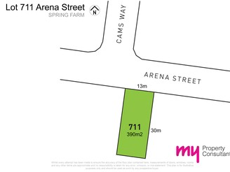 Lot/711 Arena Street, SPRING FARM