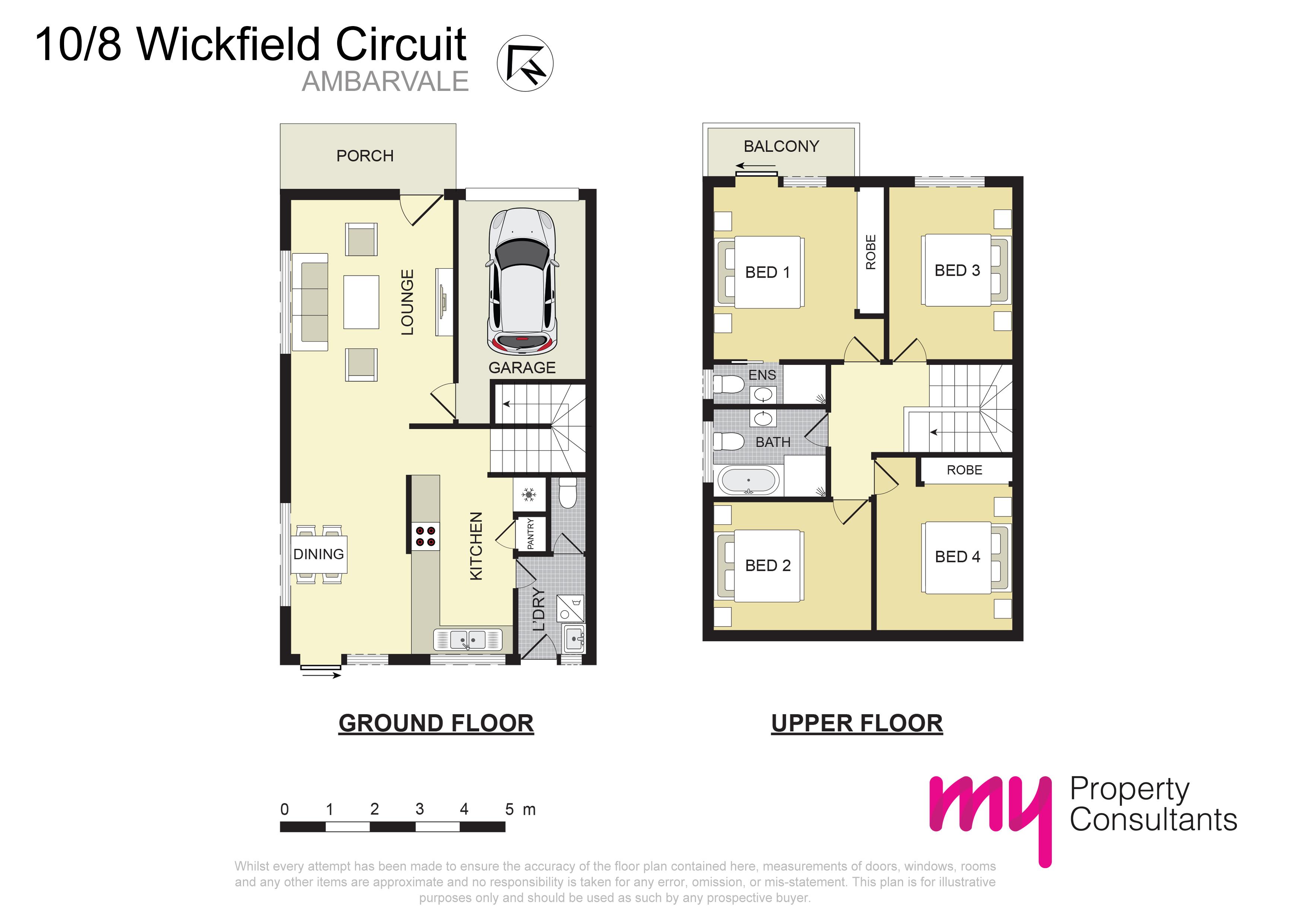 10/8 Wickfield Circuit, AMBARVALE