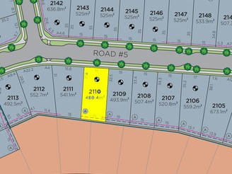 Lot 2110 Curie  Road, CAMPBELLTOWN