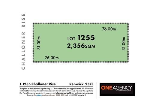 Lot 1255 Challoner Rise, Renwick