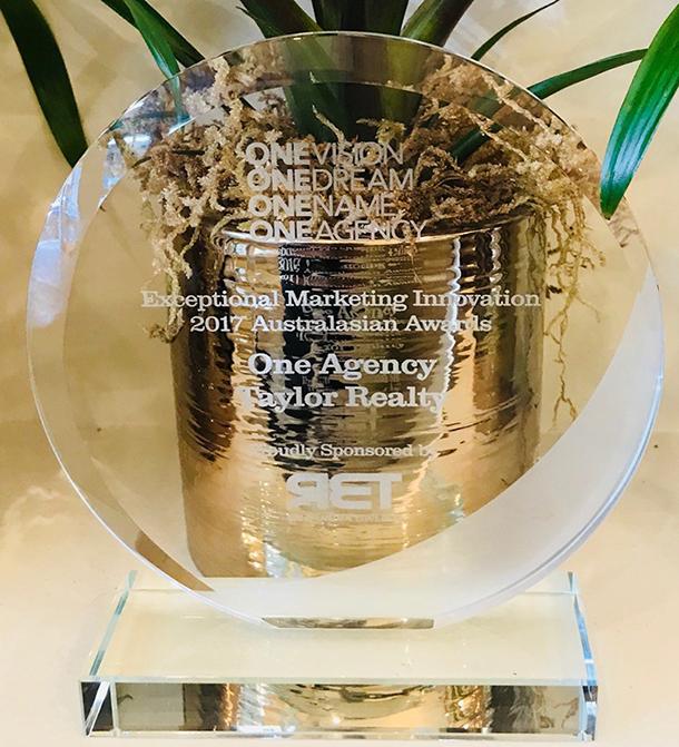 OA Taylor Award 2017