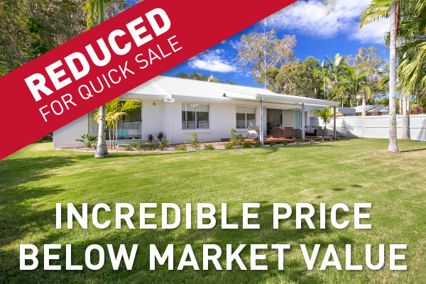 Reduced Below Market Value for Quick Sale