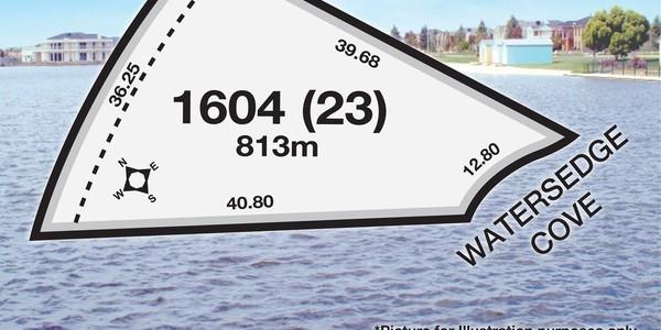 Lot 1604 Watersedge Cove