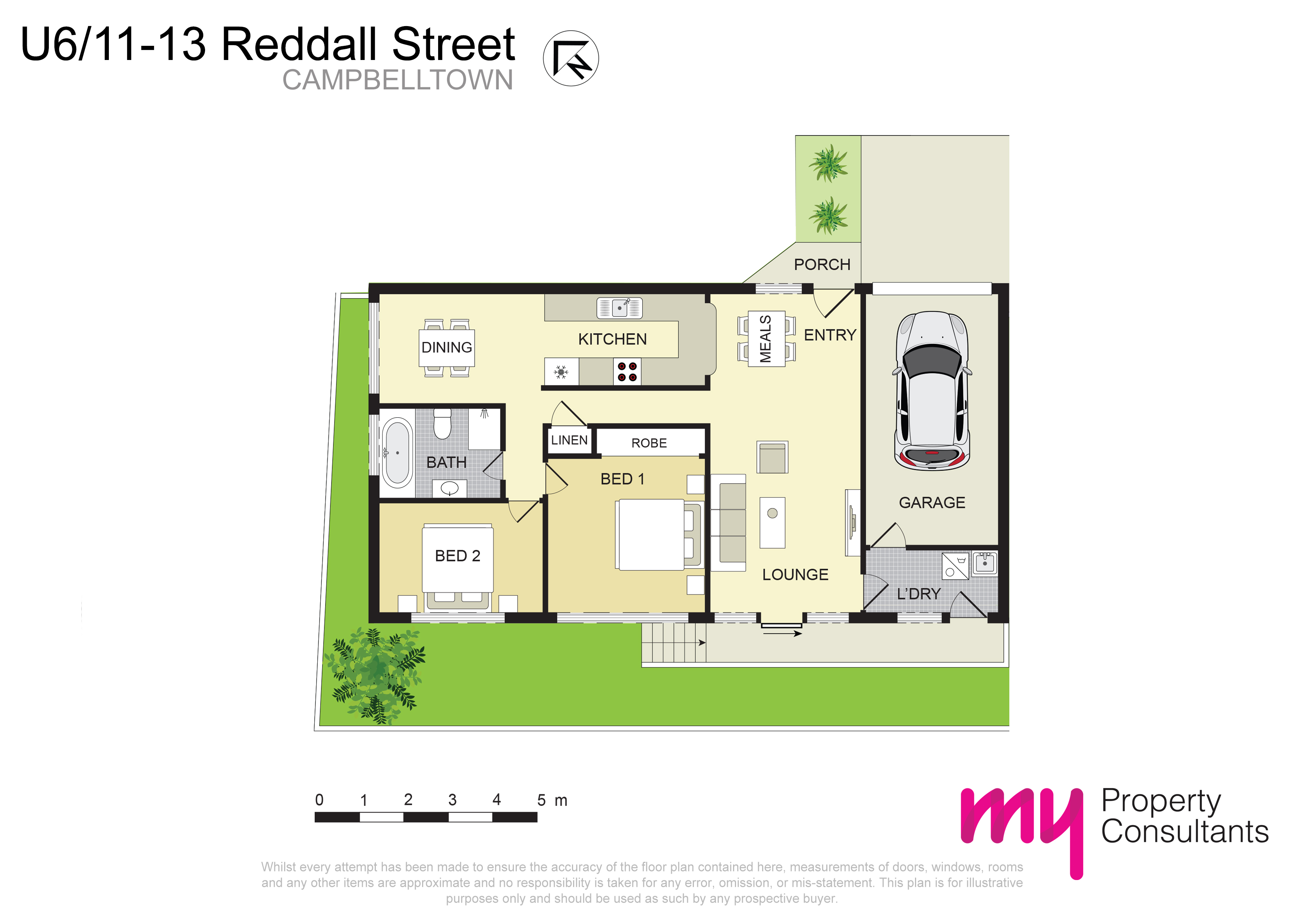 6/11-13 Reddall Street, CAMPBELLTOWN