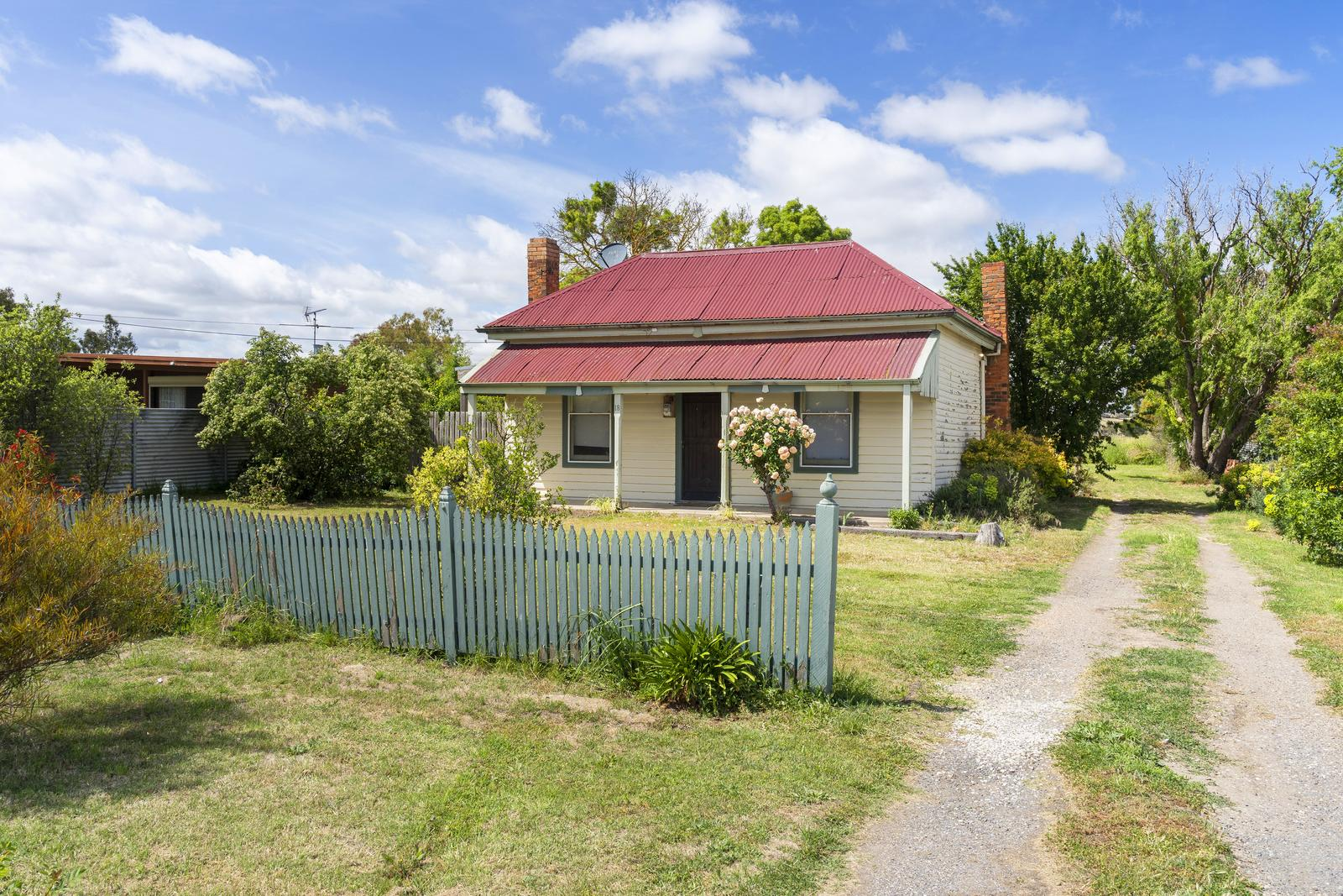 18, Talbot Road, CLUNES, VIC 3370