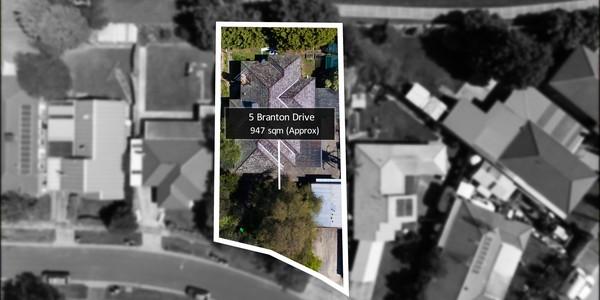 5 Branton Drive