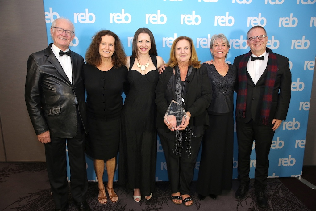 Laguna Real Estate at the 2018 REB Awards
