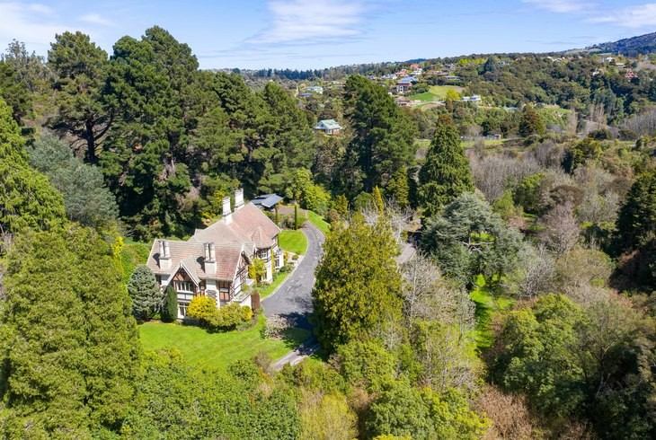 One of Dunedin's Grandest Residences