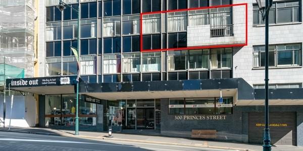 2b/300 Princes Street, Dunedin Central