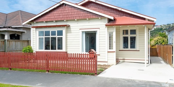 14 Waterloo Street, Dunedin
