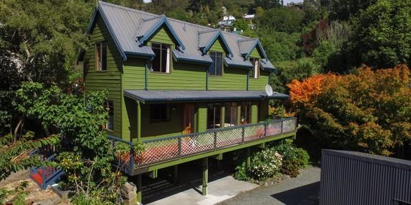 21 Harbour Terrace, Dunedin