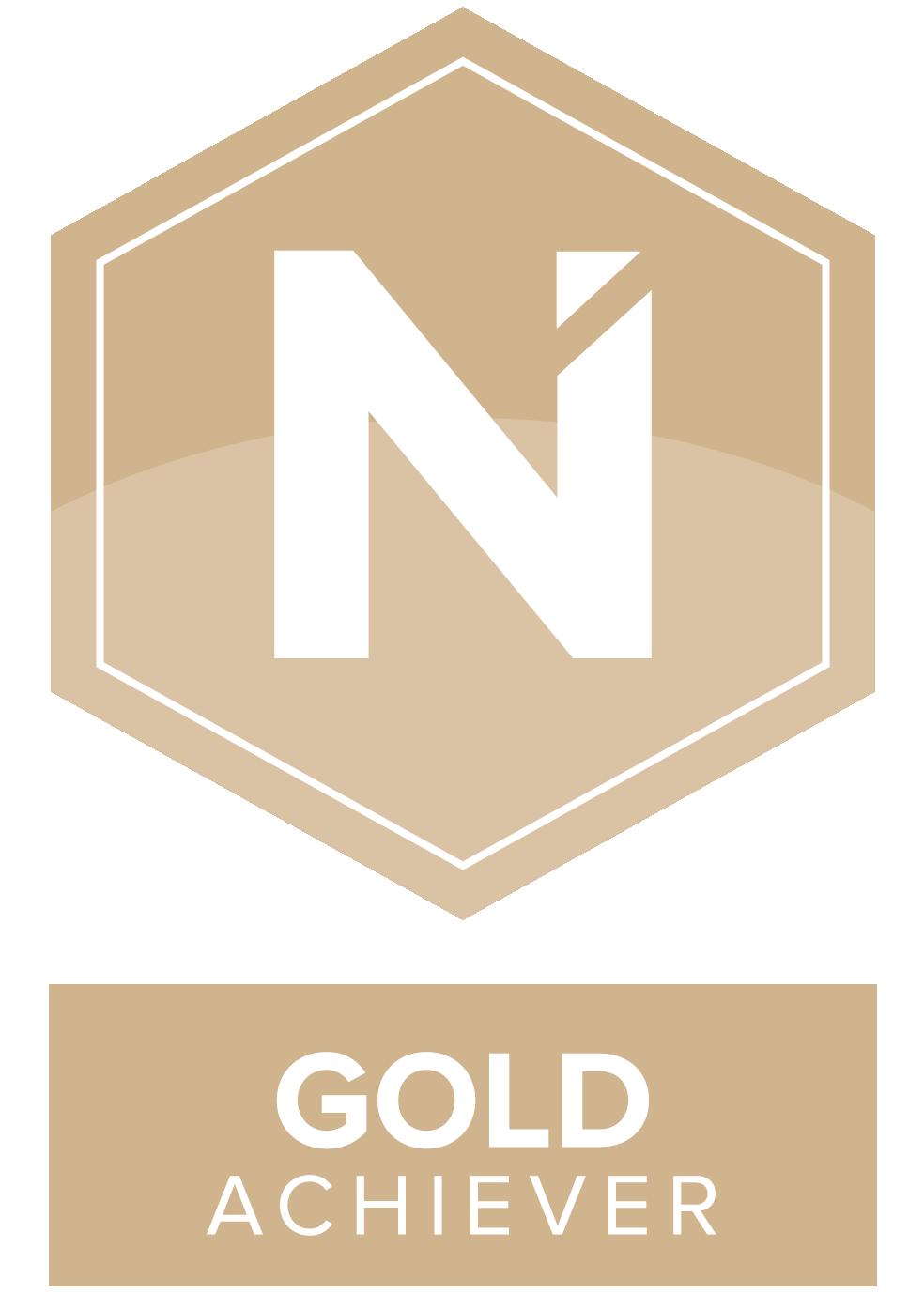 Nidd - Gold Achiever Icon