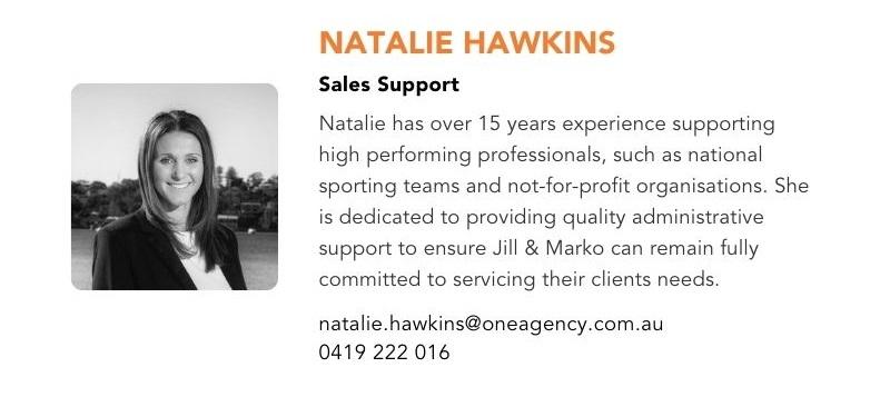 Natalie Hawkins