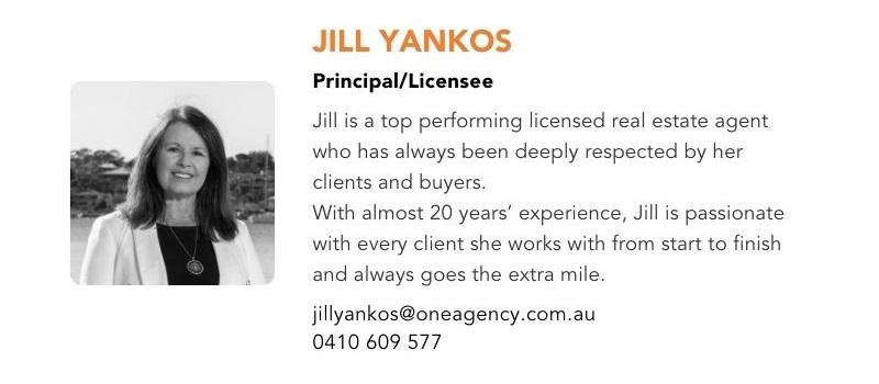 Jill Yankos