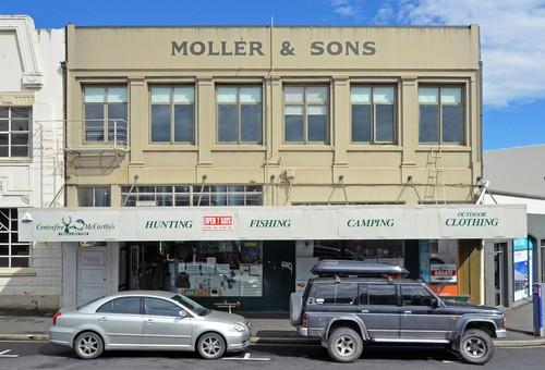 356-360 Moray Place, Dunedin Central