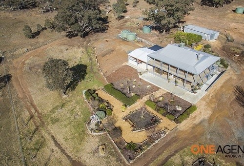 116 Ryrie Hill Road, Michelago