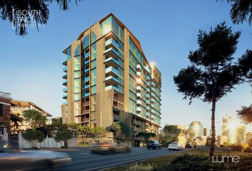 507/25 Shafston Avenue, Kangaroo Point