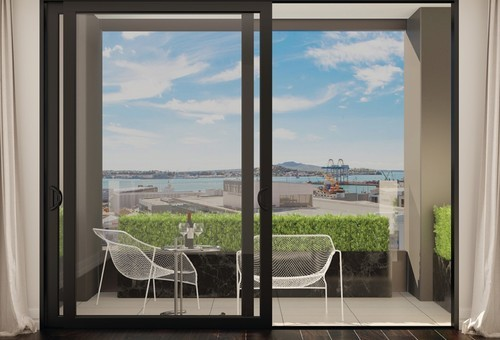 408/39 Beach Road, Auckland Central