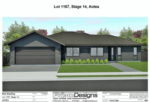 Lot 1167 Stage 14, Aotea
