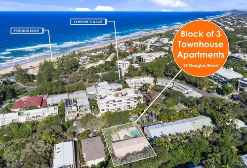 Units 1-3 / 19-23 Douglas Street, Sunshine Beach