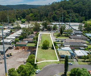 Lots 17, 18, 19 & 20 Burns Road, Ourimbah