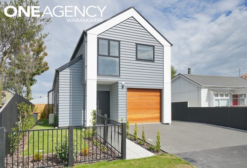 13 Sherborne Street, Christchurch