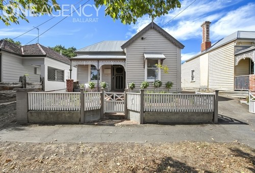 410 Doveton Street North, Soldiers Hill