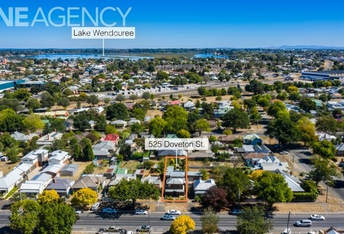 525 Doveton Street North, Soldiers Hill