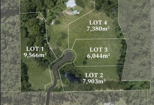 Lots 1- 4 Dunkeld (Via) Court, Forest Glen