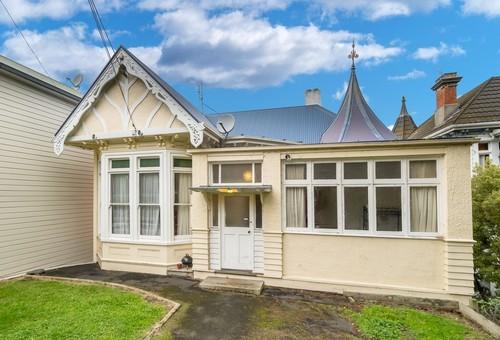 184 Cargill Street, Dunedin Central