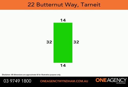 22 Butternut Way, Tarneit