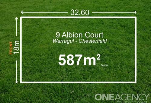 9 Albion court , Warragul
