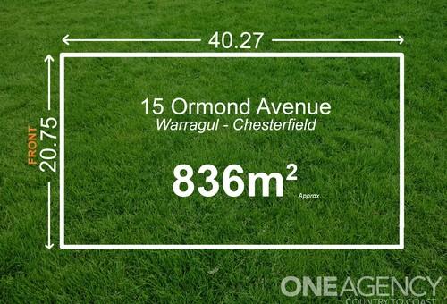 15 Ormond Avenue, Warragul
