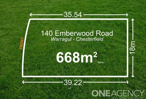 140 Emberwood  Road, Warragul