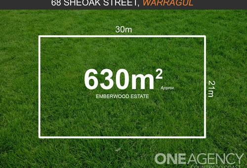 68 Sheoak Street, Warragul