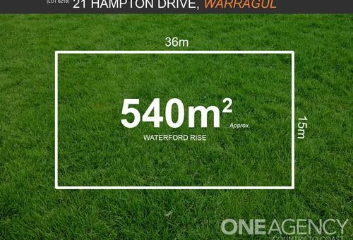 21 Hampton Drive, Warragul