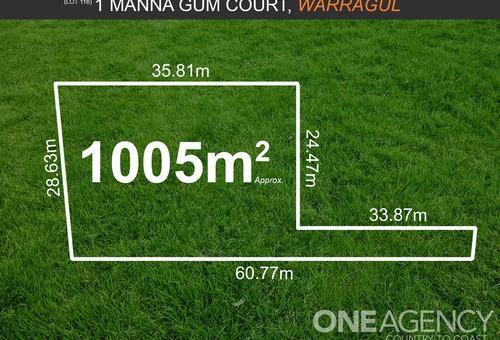 1 Manna Gum Court, Warragul