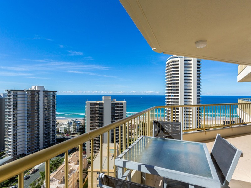 203/1 Serisier Avenue, Main Beach Residential Apartment