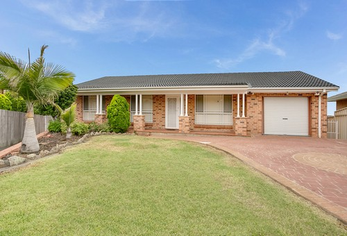 3 Todd Place, Bossley Park