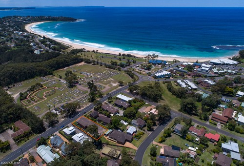 Mollymook, address available on request