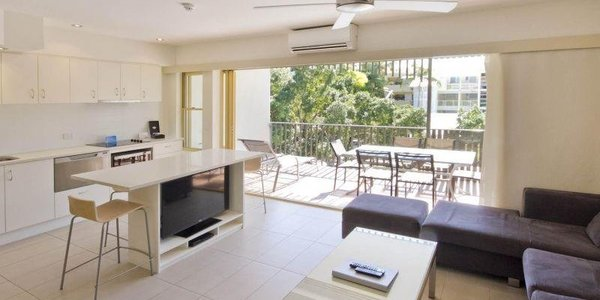 206/ 'French Quarter Halse Lane, NOOSA HEADS
