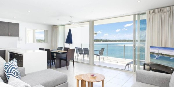 59/6 'Noosa Harbour Resort' Quamby Place, NOOSA HEADS