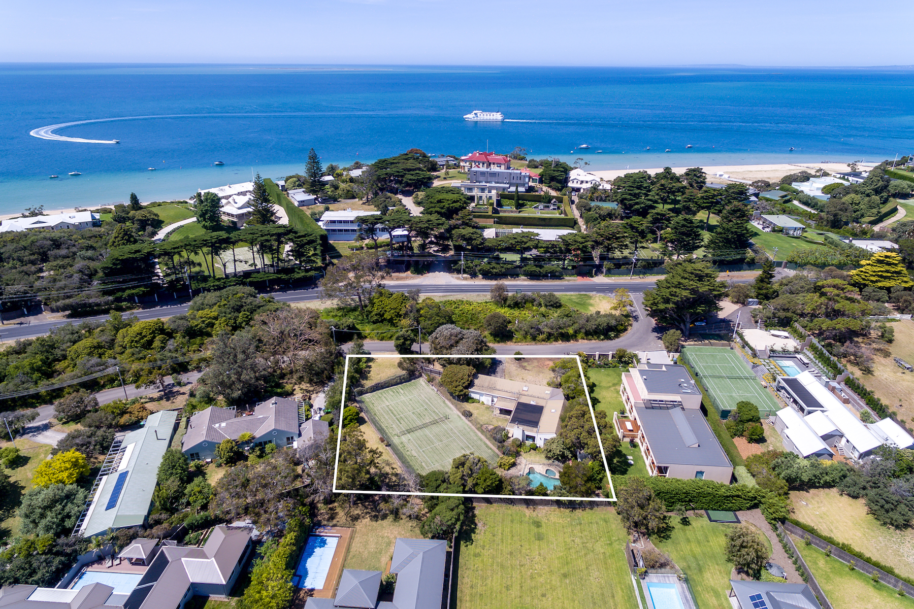 PORTSEA, 3581 Point Nepean Road