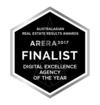 Finalist - Digital excellence agency of the year