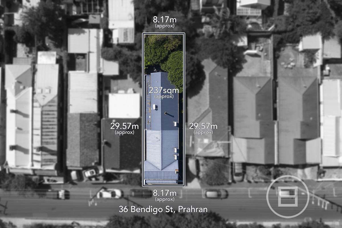 36 Bendigo Street, PRAHRAN 3181